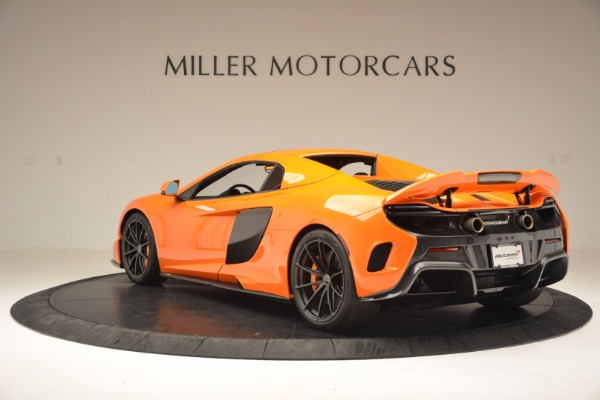 Used 2016 McLaren 675LT Spider Convertible for sale Sold at Aston Martin of Greenwich in Greenwich CT 06830 16