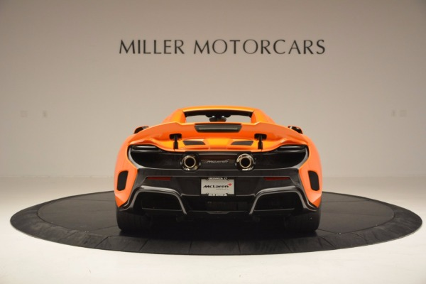 Used 2016 McLaren 675LT Spider Convertible for sale Sold at Aston Martin of Greenwich in Greenwich CT 06830 17
