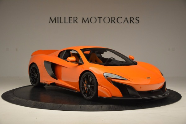Used 2016 McLaren 675LT Spider Convertible for sale Sold at Aston Martin of Greenwich in Greenwich CT 06830 20