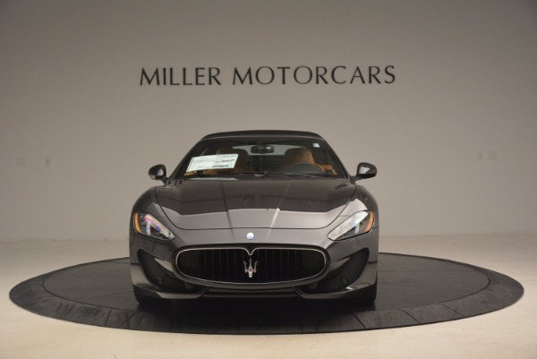 New 2017 Maserati GranTurismo Sport for sale Sold at Aston Martin of Greenwich in Greenwich CT 06830 24