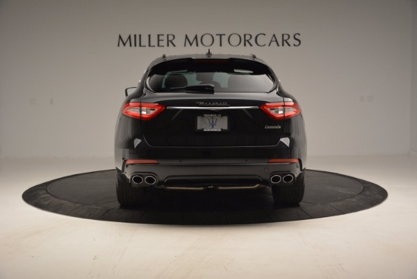 New 2017 Maserati Levante S for sale Sold at Aston Martin of Greenwich in Greenwich CT 06830 6