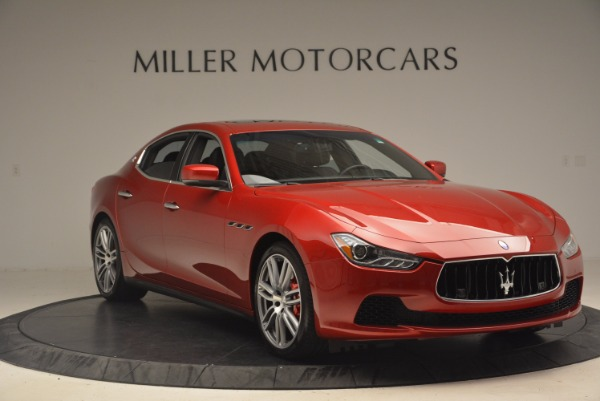 Used 2014 Maserati Ghibli S Q4 for sale Sold at Aston Martin of Greenwich in Greenwich CT 06830 11