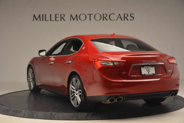 Used 2014 Maserati Ghibli S Q4 for sale Sold at Aston Martin of Greenwich in Greenwich CT 06830 5