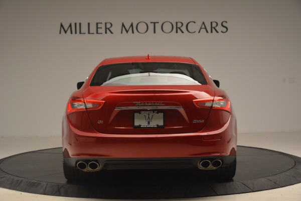 Used 2014 Maserati Ghibli S Q4 for sale Sold at Aston Martin of Greenwich in Greenwich CT 06830 6