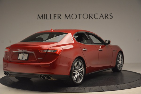 Used 2014 Maserati Ghibli S Q4 for sale Sold at Aston Martin of Greenwich in Greenwich CT 06830 7