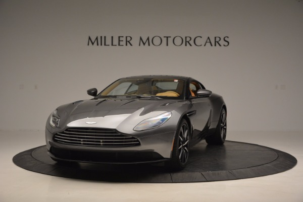New 2017 Aston Martin DB11 for sale Sold at Aston Martin of Greenwich in Greenwich CT 06830 1