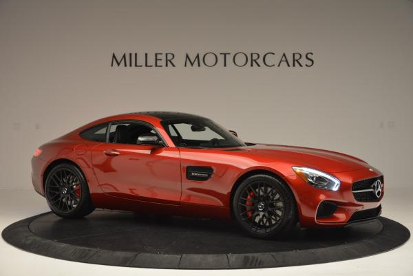 Used 2016 Mercedes Benz AMG GT S S for sale Sold at Aston Martin of Greenwich in Greenwich CT 06830 10
