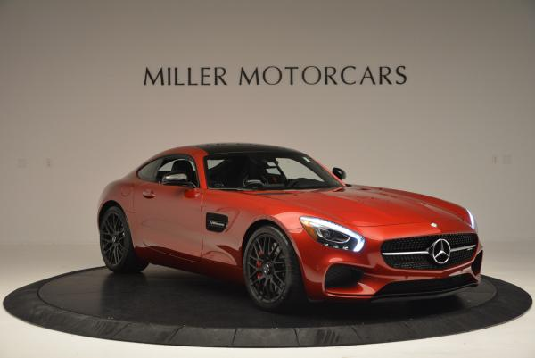 Used 2016 Mercedes Benz AMG GT S S for sale Sold at Aston Martin of Greenwich in Greenwich CT 06830 11