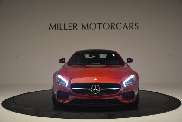 Used 2016 Mercedes Benz AMG GT S S for sale Sold at Aston Martin of Greenwich in Greenwich CT 06830 12