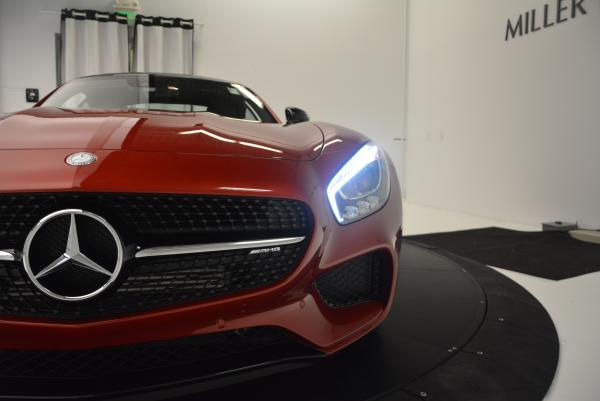 Used 2016 Mercedes Benz AMG GT S S for sale Sold at Aston Martin of Greenwich in Greenwich CT 06830 13