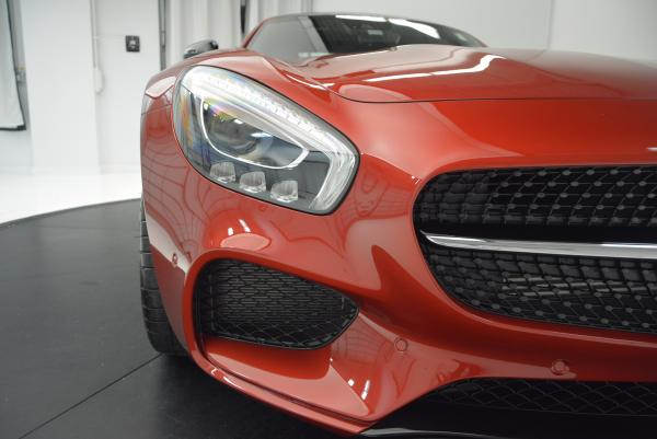 Used 2016 Mercedes Benz AMG GT S S for sale Sold at Aston Martin of Greenwich in Greenwich CT 06830 14