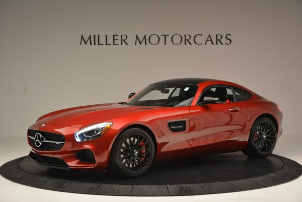 Used 2016 Mercedes Benz AMG GT S S for sale Sold at Aston Martin of Greenwich in Greenwich CT 06830 2