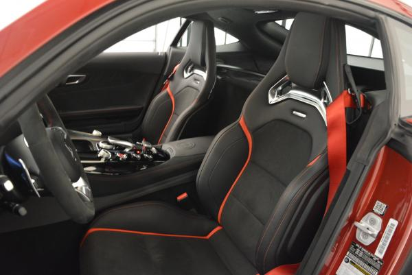 Used 2016 Mercedes Benz AMG GT S S for sale Sold at Aston Martin of Greenwich in Greenwich CT 06830 21