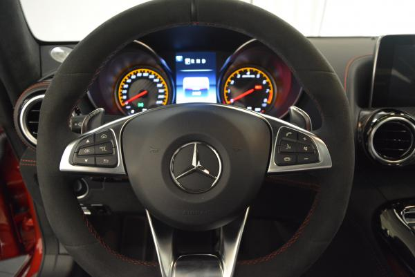 Used 2016 Mercedes Benz AMG GT S S for sale Sold at Aston Martin of Greenwich in Greenwich CT 06830 22