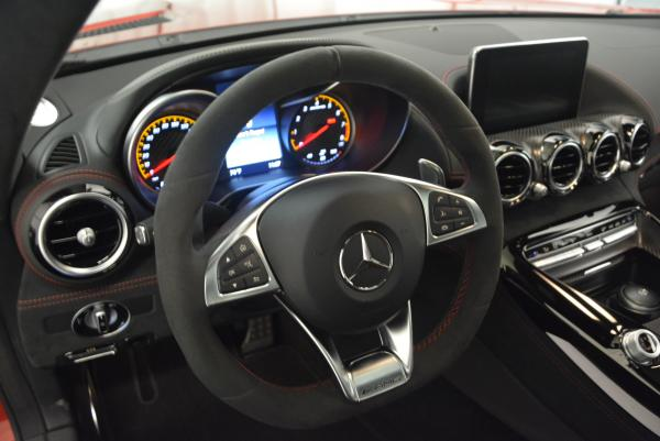Used 2016 Mercedes Benz AMG GT S S for sale Sold at Aston Martin of Greenwich in Greenwich CT 06830 23