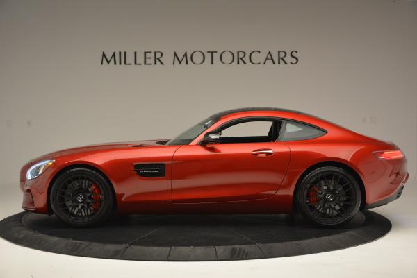 Used 2016 Mercedes Benz AMG GT S S for sale Sold at Aston Martin of Greenwich in Greenwich CT 06830 3