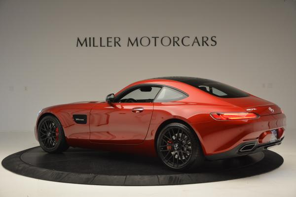Used 2016 Mercedes Benz AMG GT S S for sale Sold at Aston Martin of Greenwich in Greenwich CT 06830 4