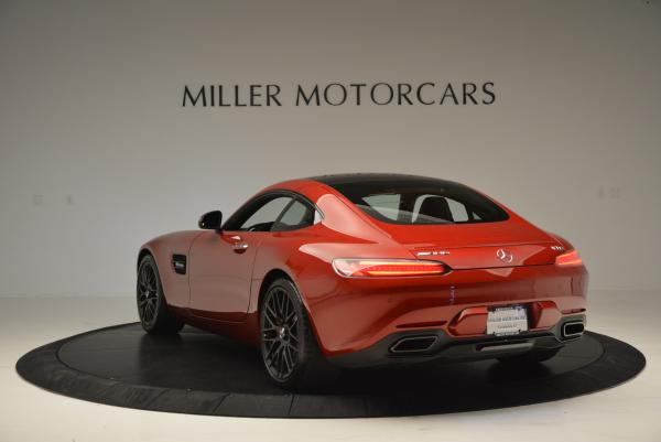 Used 2016 Mercedes Benz AMG GT S S for sale Sold at Aston Martin of Greenwich in Greenwich CT 06830 5