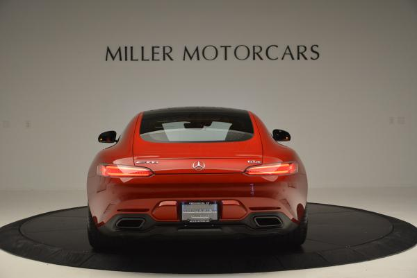 Used 2016 Mercedes Benz AMG GT S S for sale Sold at Aston Martin of Greenwich in Greenwich CT 06830 6
