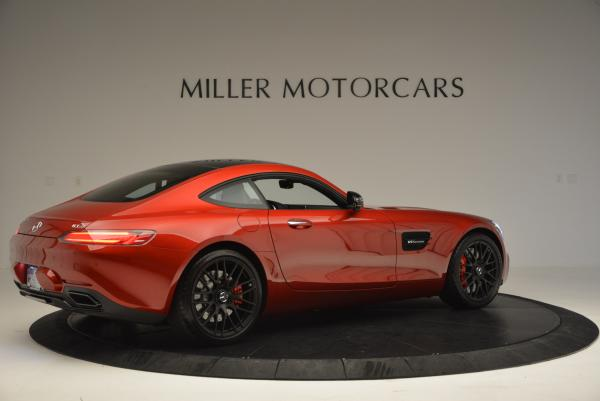 Used 2016 Mercedes Benz AMG GT S S for sale Sold at Aston Martin of Greenwich in Greenwich CT 06830 8