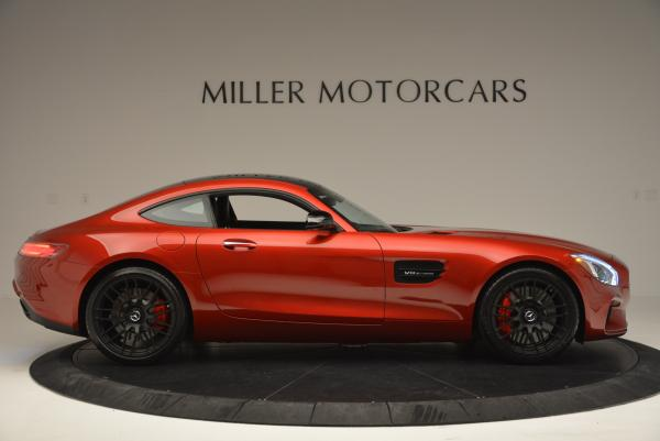 Used 2016 Mercedes Benz AMG GT S S for sale Sold at Aston Martin of Greenwich in Greenwich CT 06830 9