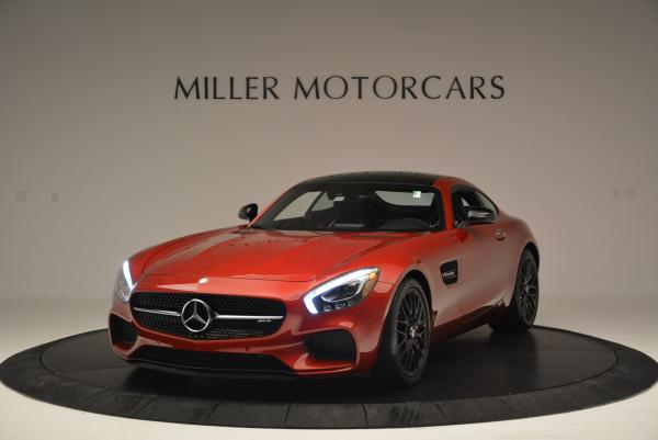 Used 2016 Mercedes Benz AMG GT S S for sale Sold at Aston Martin of Greenwich in Greenwich CT 06830 1