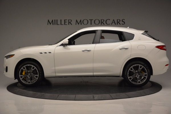 New 2017 Maserati Levante S Q4 for sale Sold at Aston Martin of Greenwich in Greenwich CT 06830 3