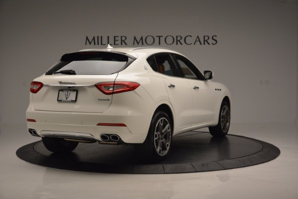 New 2017 Maserati Levante S Q4 for sale Sold at Aston Martin of Greenwich in Greenwich CT 06830 7