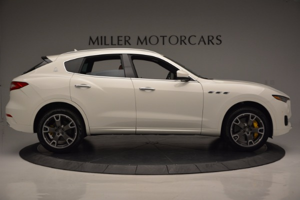New 2017 Maserati Levante S Q4 for sale Sold at Aston Martin of Greenwich in Greenwich CT 06830 9