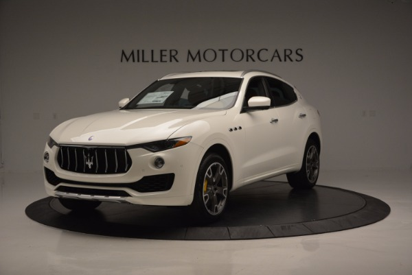 New 2017 Maserati Levante S Q4 for sale Sold at Aston Martin of Greenwich in Greenwich CT 06830 1