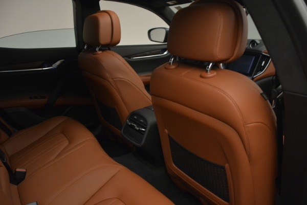 New 2017 Maserati Ghibli S Q4 for sale Sold at Aston Martin of Greenwich in Greenwich CT 06830 25