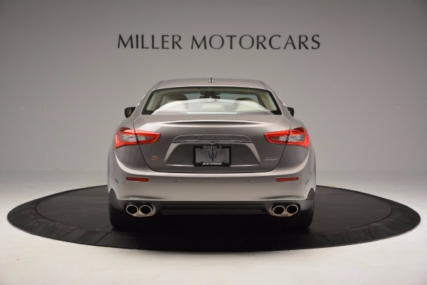 Used 2017 Maserati Ghibli S Q4 Ex-Loaner for sale Sold at Aston Martin of Greenwich in Greenwich CT 06830 10