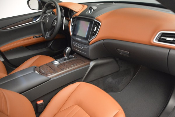 Used 2017 Maserati Ghibli S Q4 Ex-Loaner for sale Sold at Aston Martin of Greenwich in Greenwich CT 06830 15