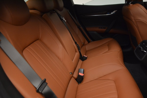 Used 2017 Maserati Ghibli S Q4 Ex-Loaner for sale Sold at Aston Martin of Greenwich in Greenwich CT 06830 19