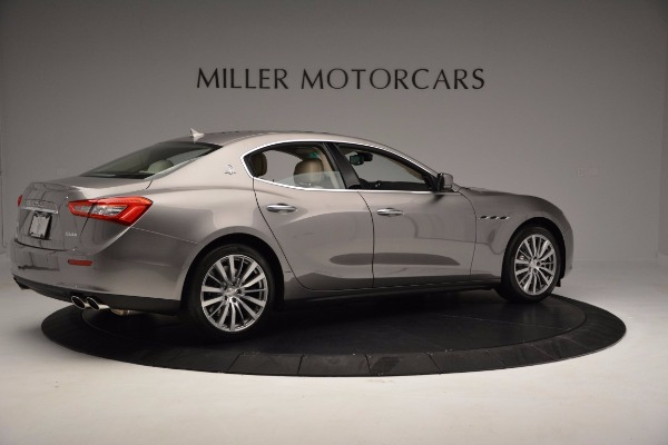 Used 2017 Maserati Ghibli S Q4 Ex-Loaner for sale Sold at Aston Martin of Greenwich in Greenwich CT 06830 6