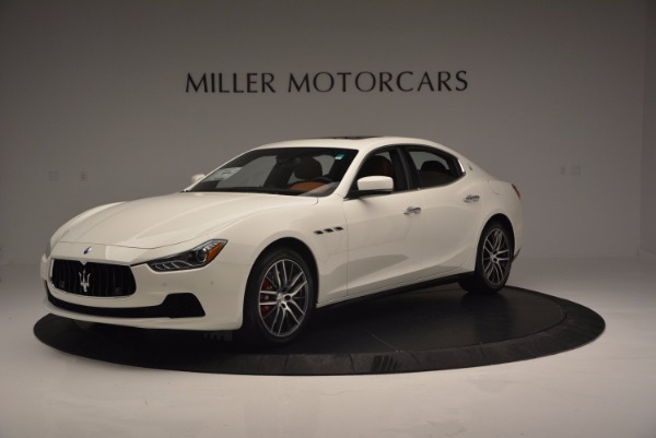 Used 2017 Maserati Ghibli S Q4 Ex-Loaner for sale Sold at Aston Martin of Greenwich in Greenwich CT 06830 1