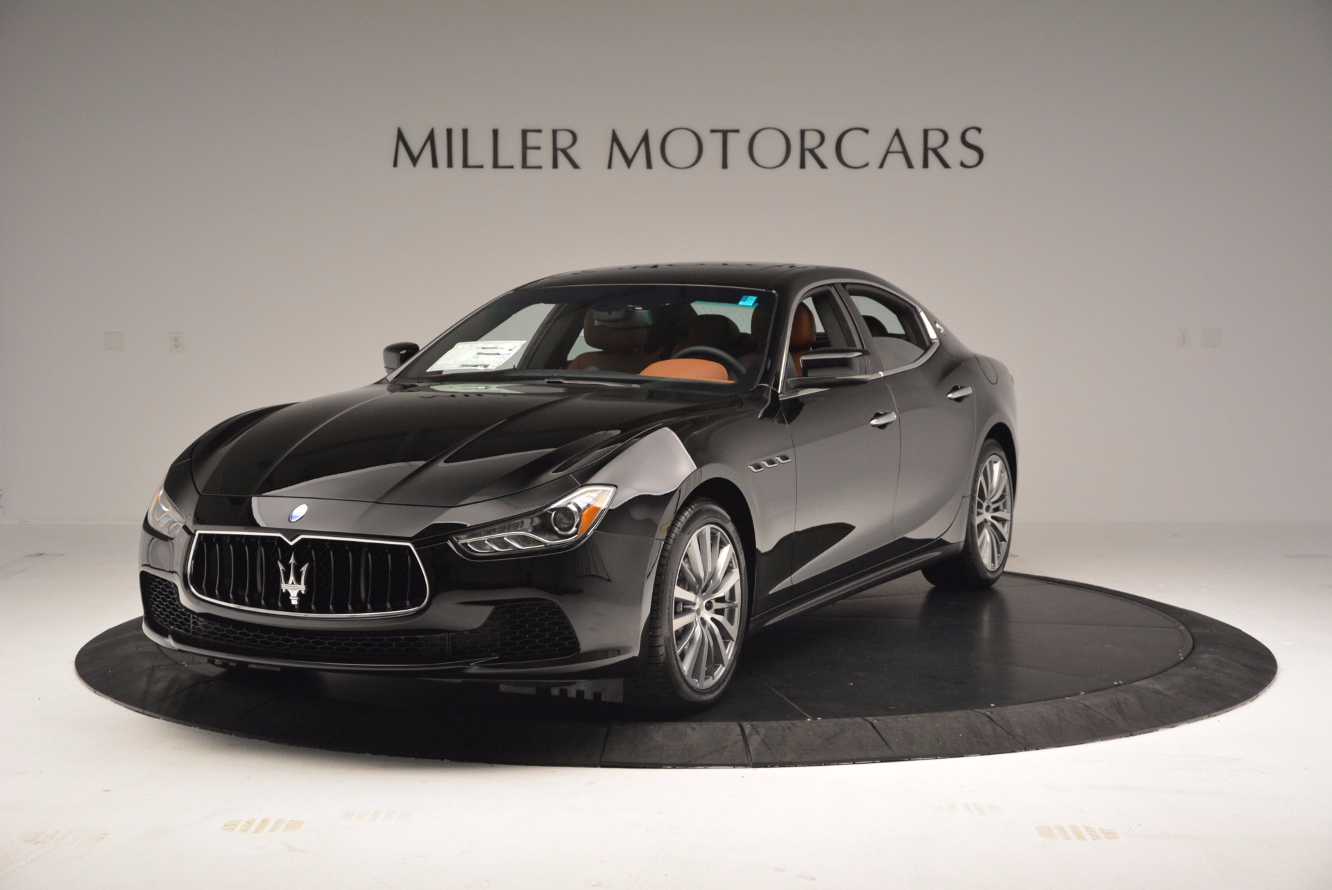 Used 2017 Maserati Ghibli SQ4 S Q4 Ex-Loaner for sale Sold at Aston Martin of Greenwich in Greenwich CT 06830 1