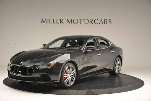 Used 2015 Maserati Ghibli S Q4 for sale Sold at Aston Martin of Greenwich in Greenwich CT 06830 25