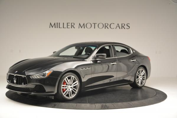 Used 2015 Maserati Ghibli S Q4 for sale Sold at Aston Martin of Greenwich in Greenwich CT 06830 1