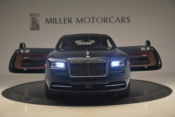 Used 2016 Rolls-Royce Wraith for sale Sold at Aston Martin of Greenwich in Greenwich CT 06830 13