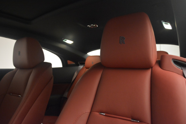 Used 2016 Rolls-Royce Wraith for sale Sold at Aston Martin of Greenwich in Greenwich CT 06830 19