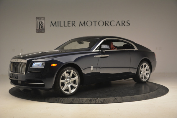 Used 2016 Rolls-Royce Wraith for sale Sold at Aston Martin of Greenwich in Greenwich CT 06830 2