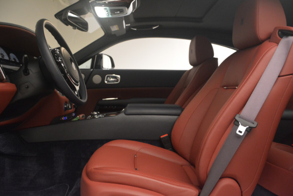 Used 2016 Rolls-Royce Wraith for sale Sold at Aston Martin of Greenwich in Greenwich CT 06830 21