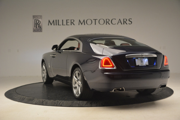Used 2016 Rolls-Royce Wraith for sale Sold at Aston Martin of Greenwich in Greenwich CT 06830 6