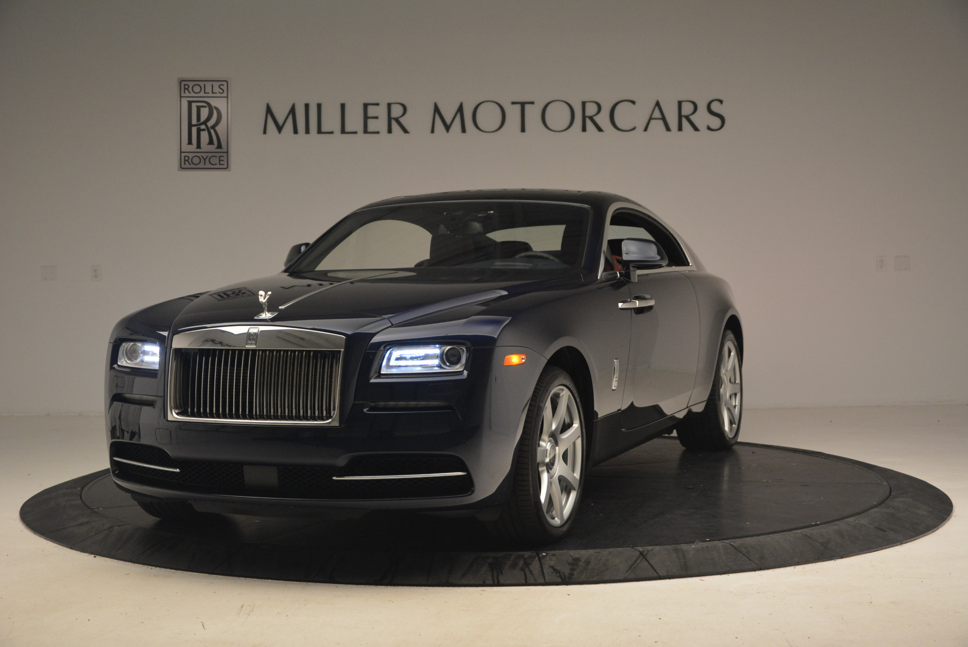 Used 2016 Rolls-Royce Wraith for sale Sold at Aston Martin of Greenwich in Greenwich CT 06830 1
