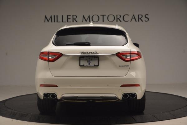New 2017 Maserati Levante S for sale Sold at Aston Martin of Greenwich in Greenwich CT 06830 6