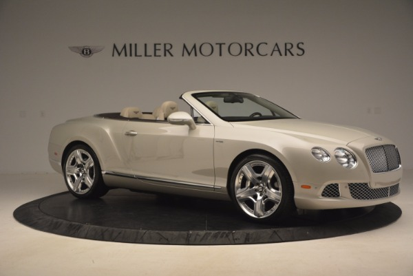 Used 2013 Bentley Continental GT for sale Sold at Aston Martin of Greenwich in Greenwich CT 06830 10
