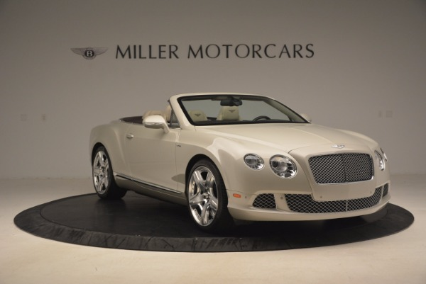 Used 2013 Bentley Continental GT for sale Sold at Aston Martin of Greenwich in Greenwich CT 06830 11