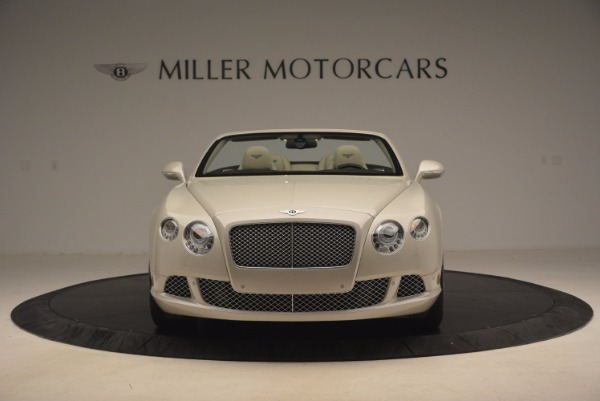 Used 2013 Bentley Continental GT for sale Sold at Aston Martin of Greenwich in Greenwich CT 06830 12