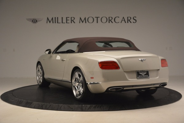 Used 2013 Bentley Continental GT for sale Sold at Aston Martin of Greenwich in Greenwich CT 06830 17
